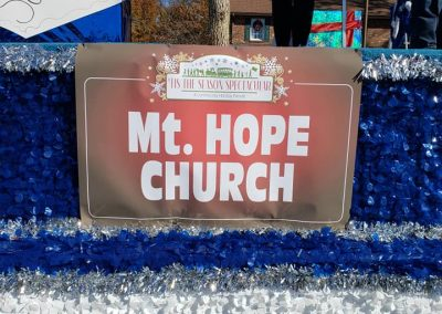 mhc christmas float